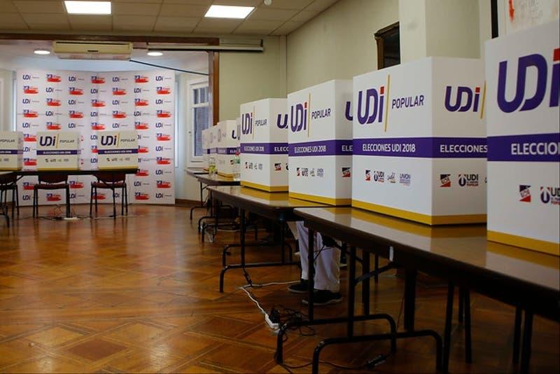 Suspenden temporalmente elecciones internas de la UDI