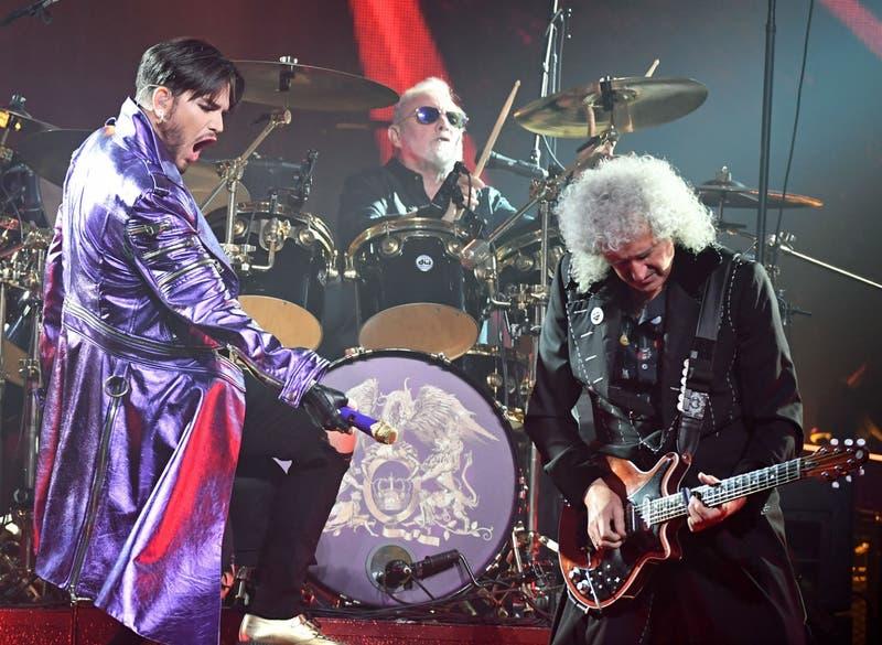 """Queen vuelve a salir de gira aprovechando el éxito de """"Bohemian Rhapsody"""""""