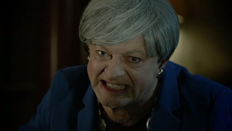 """""""Gollum"""" revive para burlarse del Brexit"""