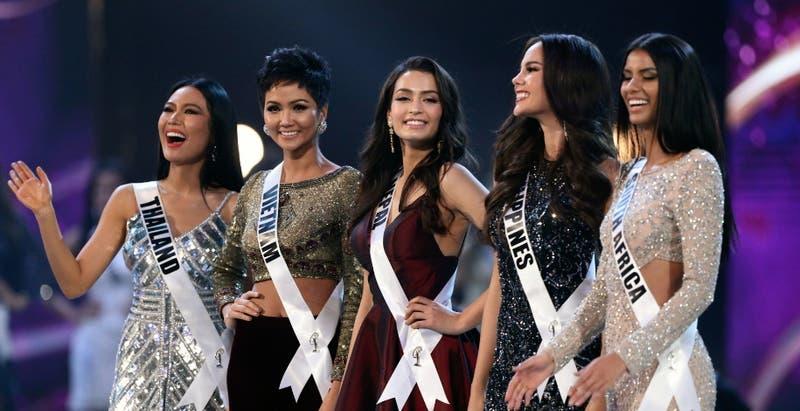 [FOTOS] Revisa las mejores imágenes del Miss Universo 2018