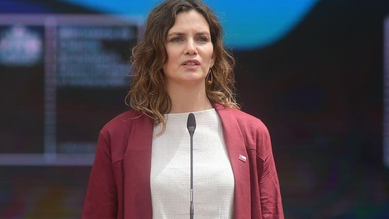Subsecretaria de Ciencia y Tecnología, Carolina Torrealba