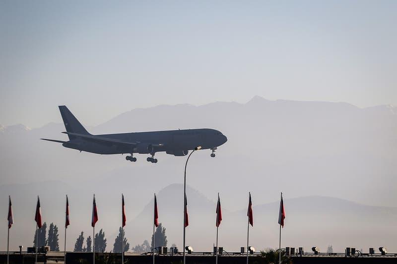 Vuelo Plan Retorno: 55 chilenos y 8 argentinos arribaron al país desde Venezuela