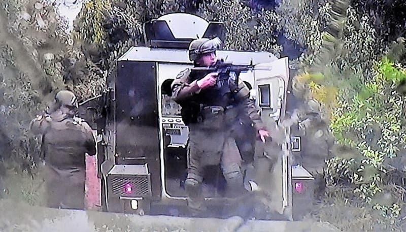 Exgeneral Andes Gallegos habría entregado fotos de supuesto enfrentamiento a exintendente Luis Mayol