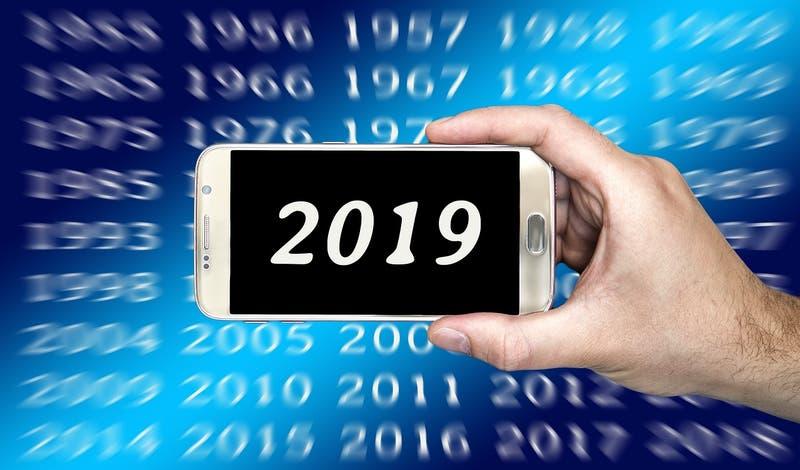 ¿Qué año es el 2019 en otros calendarios?