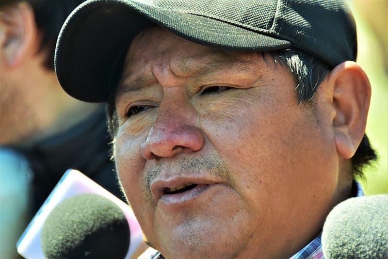 Papá de Camilo Catrillanca asegura que no permitirá la exhumación del cuerpo de su hijo.
