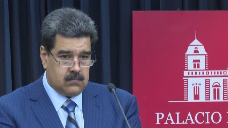 [VIDEO] Maduro contra la presión internacional