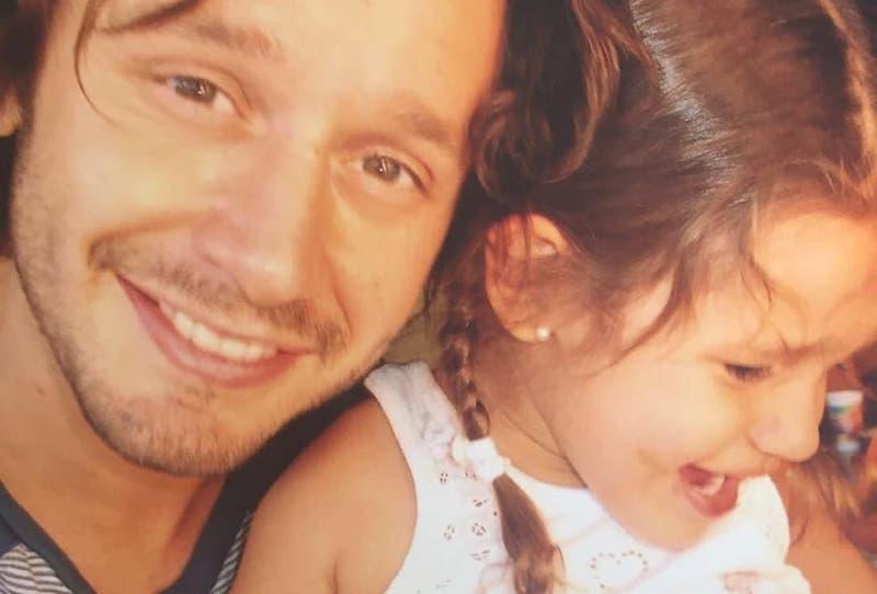[FOTO] La angelical foto con la que Benjamín Vicuña recuerda a su hija Blanquita en Instagram