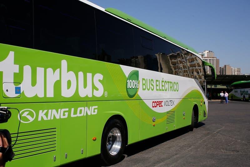 Presentan primer bus eléctrico interurbano