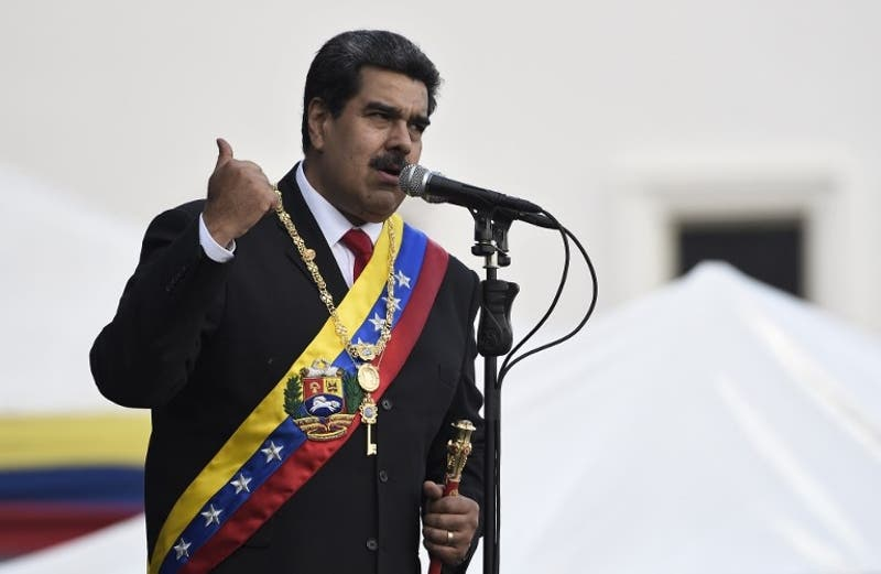 Nicolás Maduro confirma salida de diplomáticos estadounidenses de Venezuela