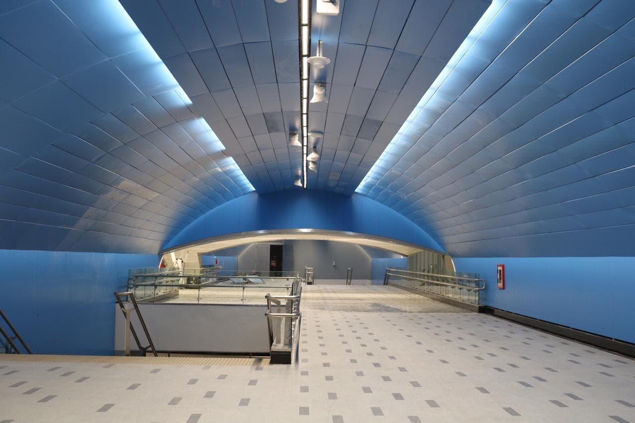 Tras La Linea 3 Los Proyectos De Metro De Santiago T13