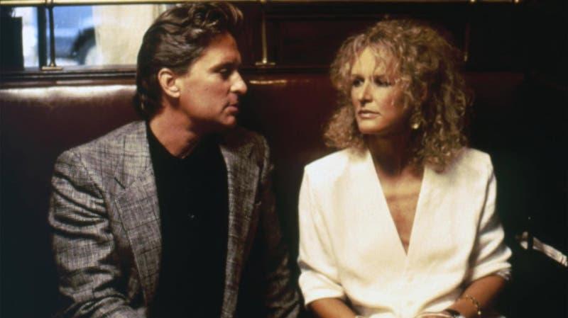"""Los años no pasan en vano: Así lucen Glenn Close y Michael Douglas a 32 años de """"Atracción fatal"""""""