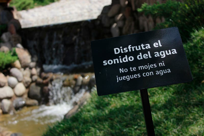 Jardín Japonés de Santiago estrena nueva señalética