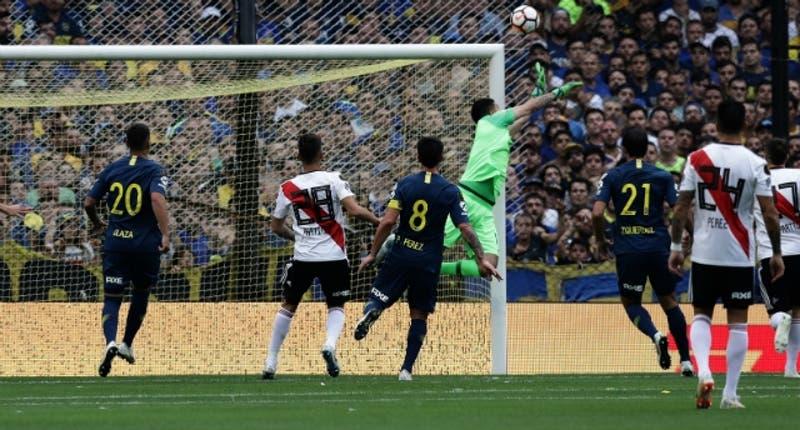 [VIDEO] Arquero finalista con Boca en la Libertadores 2018 estaría a un paso de Antofagasta