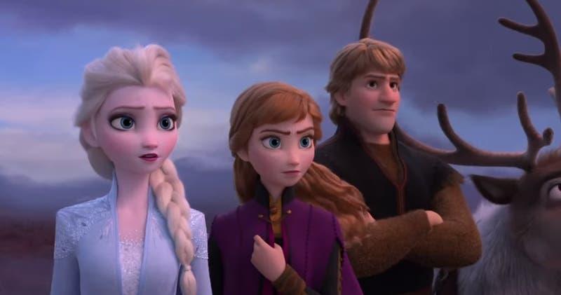 """""""Frozen 2"""": revisa el primer tráiler"""
