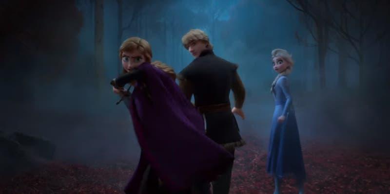 """[FOTOS] Estas son las 6 certezas que nos dejó el primer adelanto de """"Frozen 2"""""""