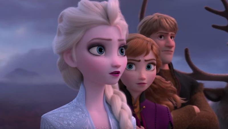 """¿Cuándo se estrena """"Frozen 2"""" en Chile?"""
