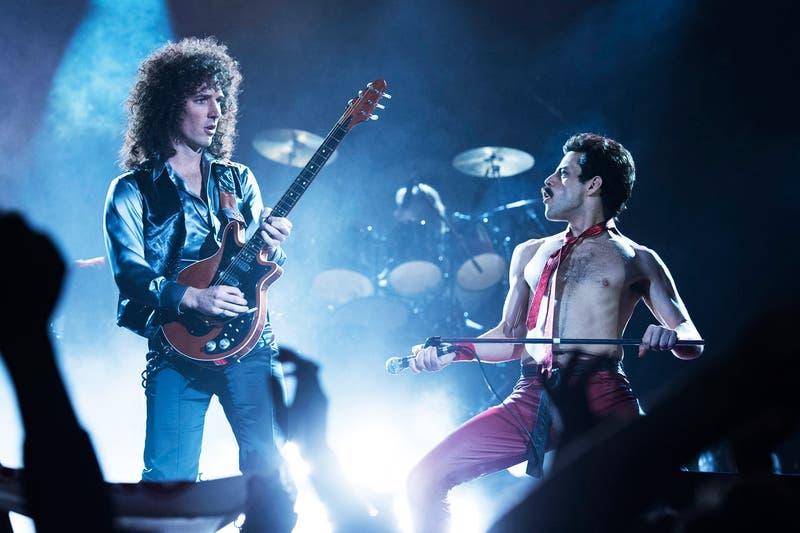 """Revelan uno de los grandes secretos de """"Bohemian Rhapsody"""" que protagonizó Brian May"""