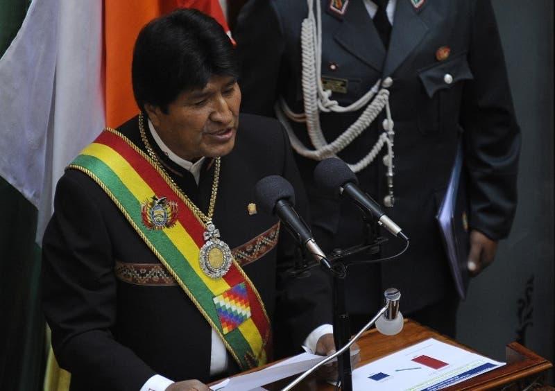 Evo Morales dice que si gana las elecciones presidenciales será su último mandato