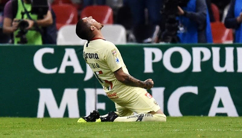 [VIDEO] ¡Ya celebra!: Nicolás Castillo anotó un doblete en goleada del América