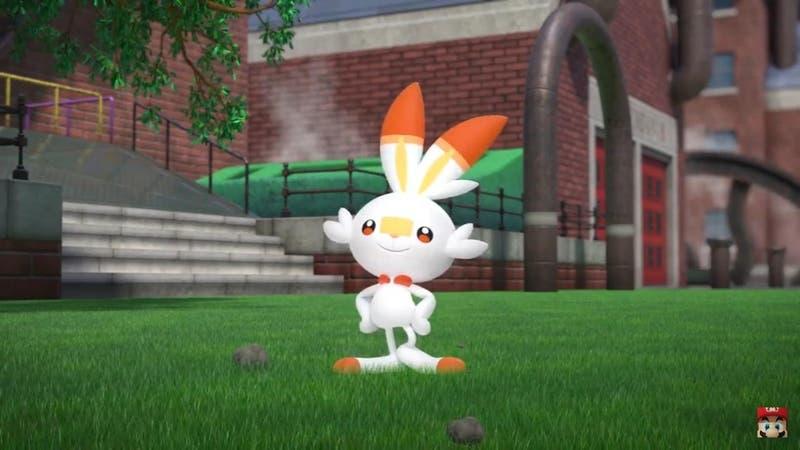 Pokémon Sword y Shield: Así lucen los tres iniciales