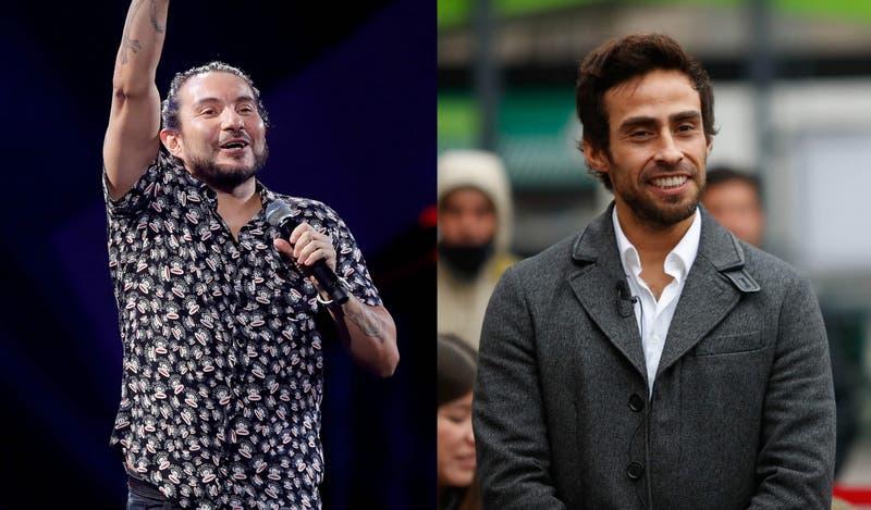 """Jorge """"Mago"""" Valdivia y Felipe Avello llenan de halagos a Jorge Alis tras su rutina en Viña 2019"""
