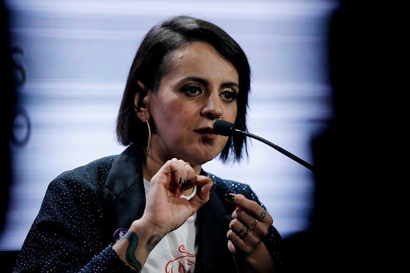 Jani Dueñas abandona Twitter tras su fallida presentación en Viña 2019