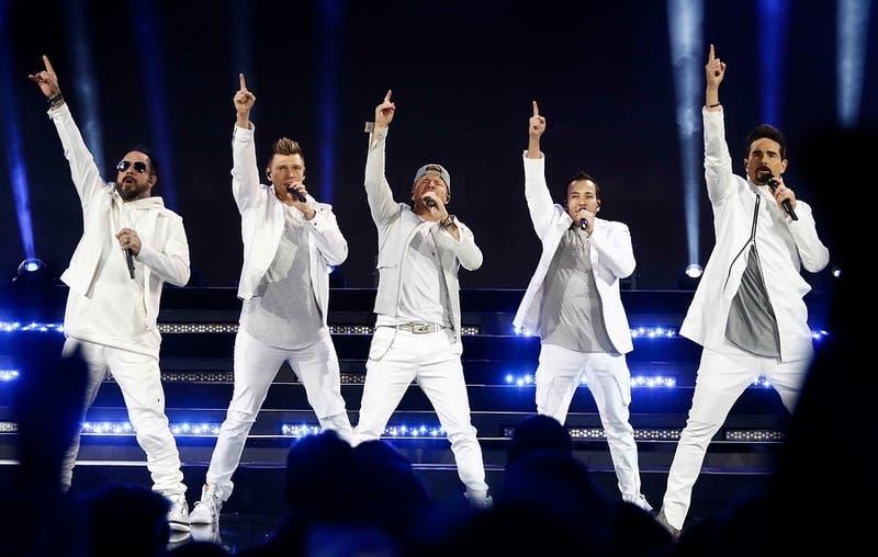 Backstreet Boys en Viña 2019