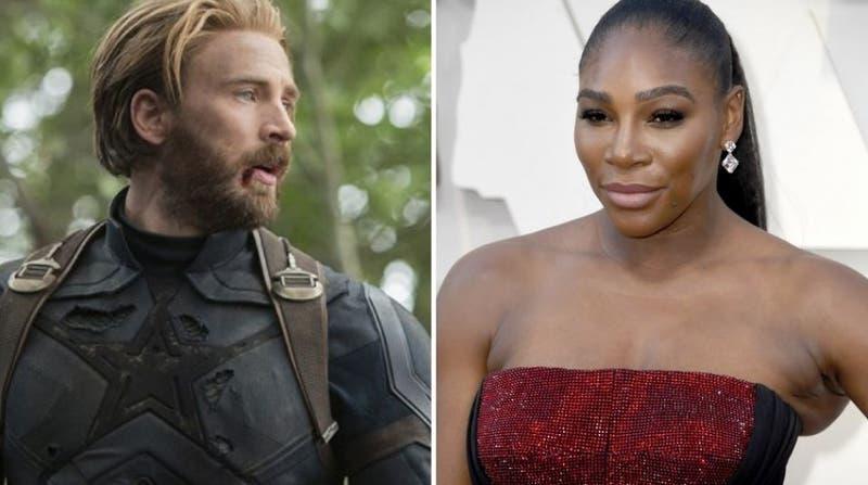 """[VIDEO] """"Avengers: Endgame"""": Serena Williams menciona el que sería el próximo deceso de la saga"""