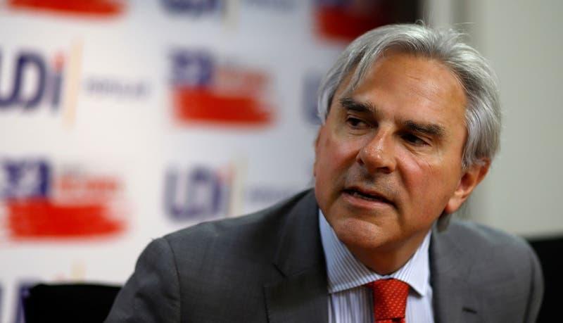 """Iván Moreira arremete contra marcha del #8M: """"No representa a la mayoría de los chilenos"""""""
