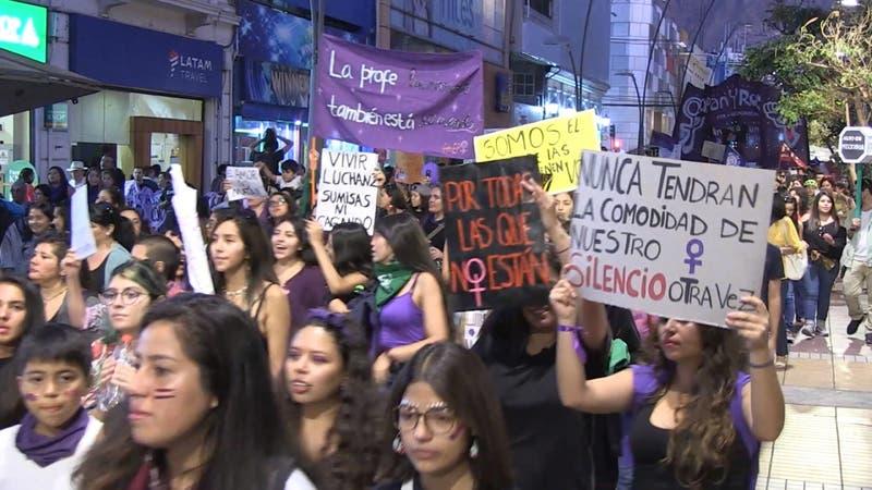 [VIDEO] La marcha feminista que se inscribe en la historia