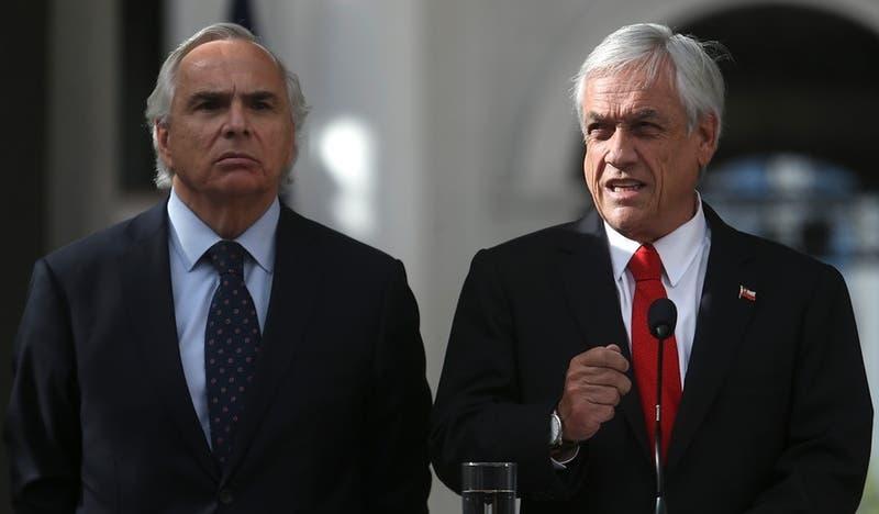 Piñera presentará proyecto de ampliación de control preventivo a mayores de 14