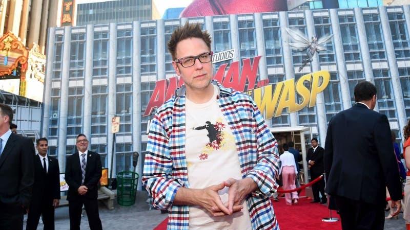 James Gunn es recontratado para dirigir Guardianes de la Galaxia 3