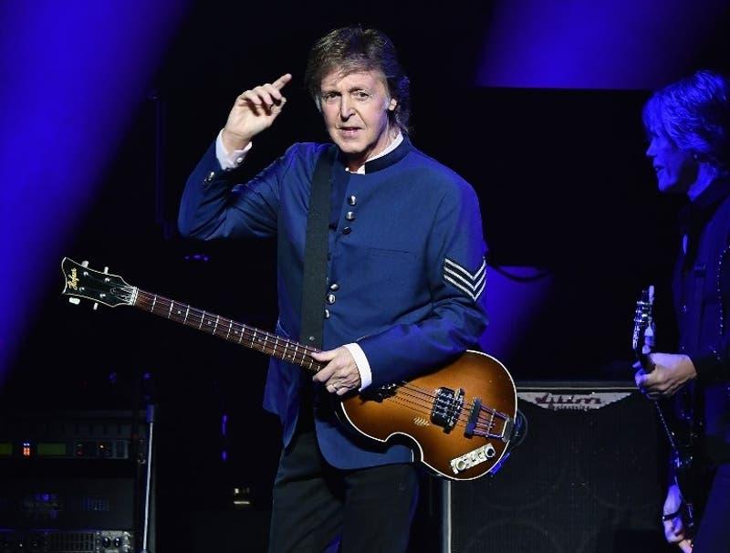 Paul McCartney en Chile: 20 de marzo, Estadio Nacional