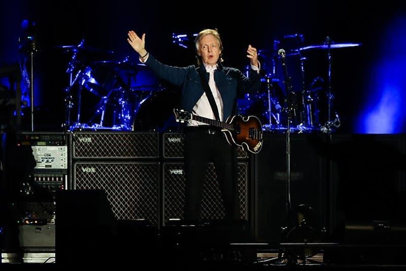 El inagotable Paul McCartney repasa la historia viva de la música popular en su regreso a Chile