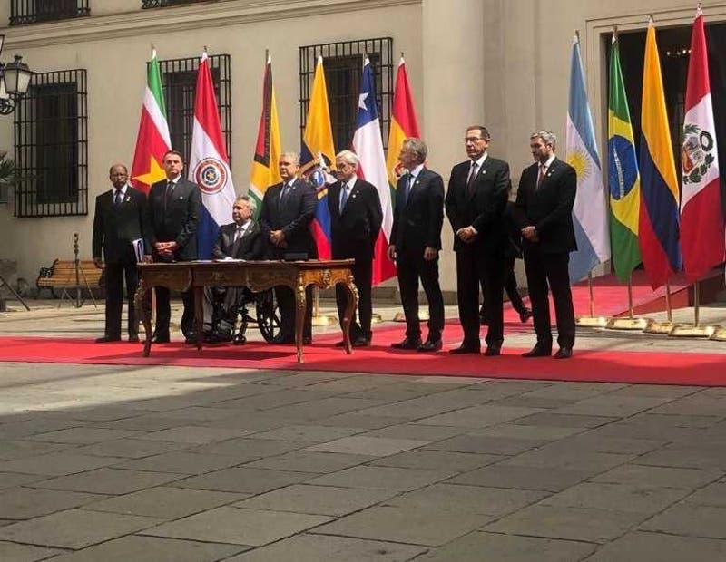 Cumbre Prosur: Sigue el minuto a minuto de la reunión
