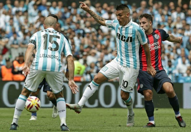 [VIDEO] Racing le responde a Ricardo Centurión tras coronarse campeón de Argentina