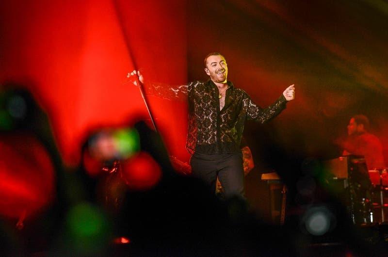 "Lollapalooza Chile: Sam Smith ""feliz"" de haber conocido a fans"