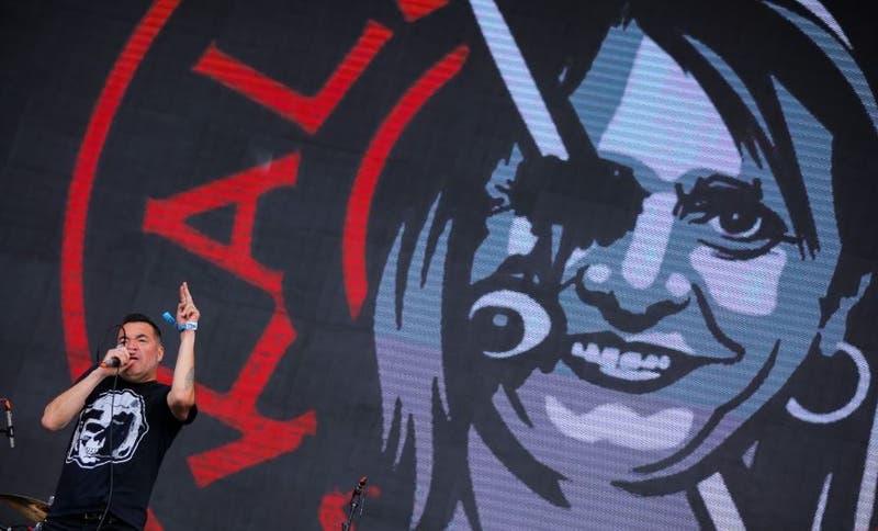 Fiskales Ad Hok en Lollapalooza imagen Jacqueline van Rysselberghe