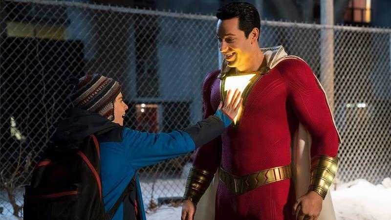 Shazam - Warner Bros Pictures