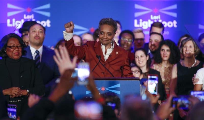 Chicago elige por primera vez a una alcaldesa negra y lesbiana
