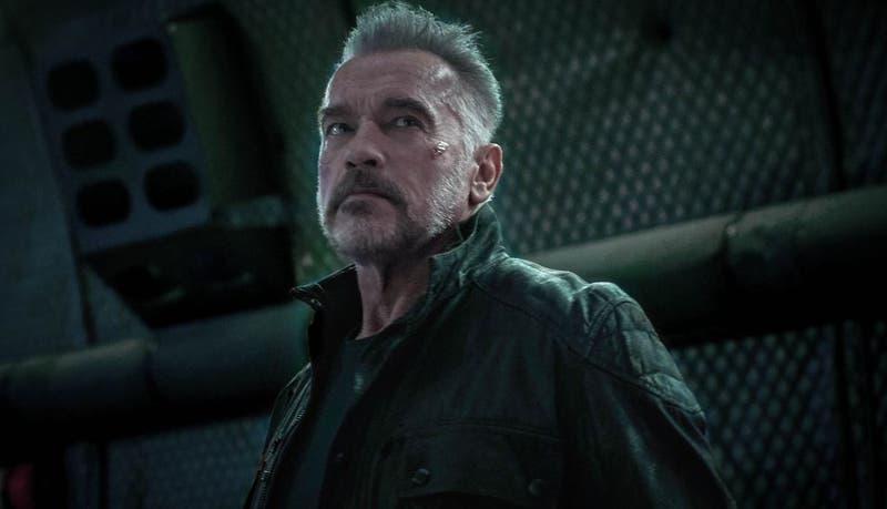 """[FOTOS] Revisa las primeras imágenes de """"Terminator: Dark Fate"""" con Schwarzenegger y Linda Hamilton"""