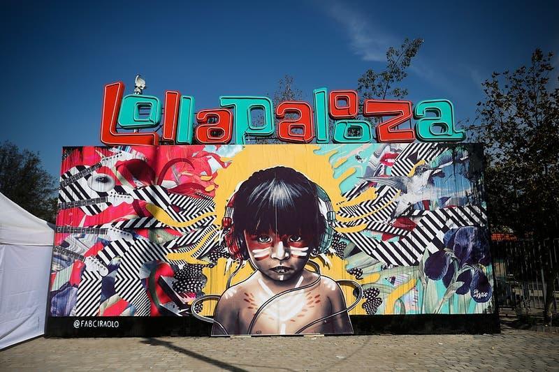 Lollapalooza Chile 10 años: anuncia fecha y venta de entradas