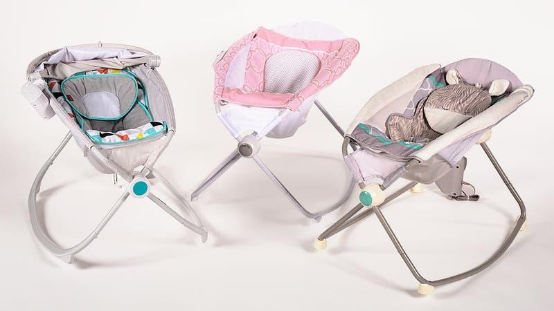 Retiran del mercado casi cinco millones de sillas de bebé de Fisher-Price tras casos de muertes