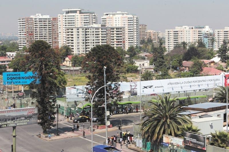 Dan luz verde al proyecto inmobiliario en Plaza Egaña