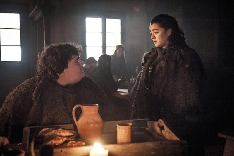 Game of thrones: acusan a Hot Pie de los males de Poniente
