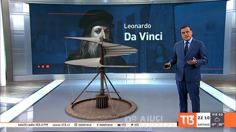 [VIDEO] ¿Cuál es parte del inmenso legado de Da Vinci?