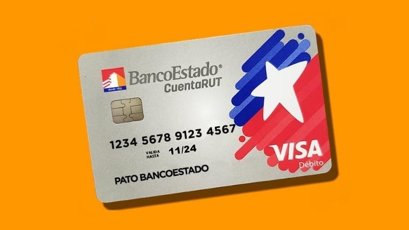 BancoEstado anuncia disponibilidad de CuentaRUT Visa en todas sus sucursales