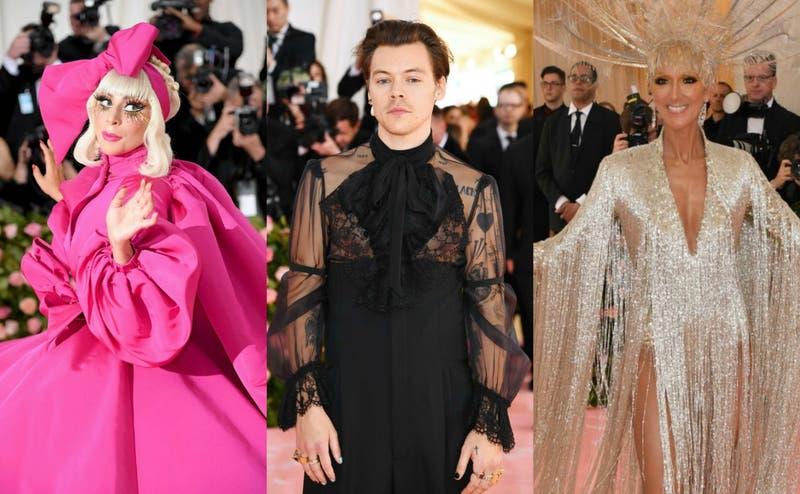 Met Gala 2019: las celebridades que impactaron con su look