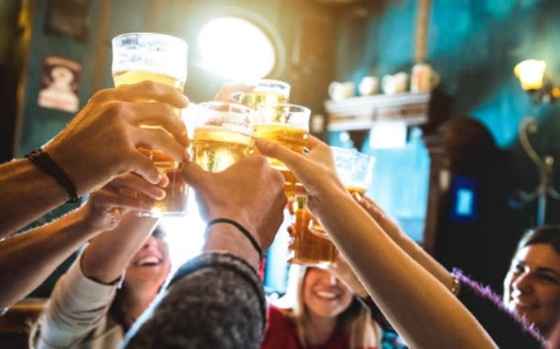 Chile se encuentra dentro de los 50 países que más consumen alcohol
