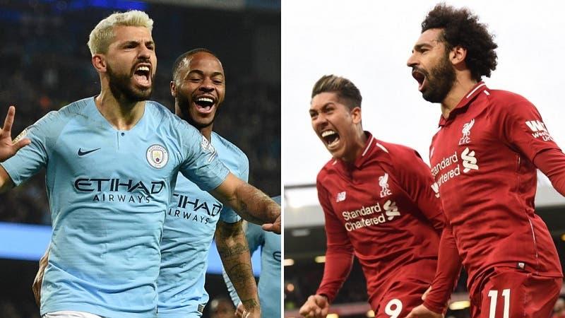 ¿Manchester City o Liverpool?: Horario y dónde ver la definición de la Premier League